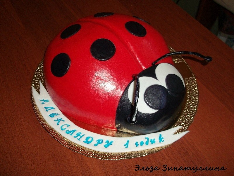 Фото божья торт м к